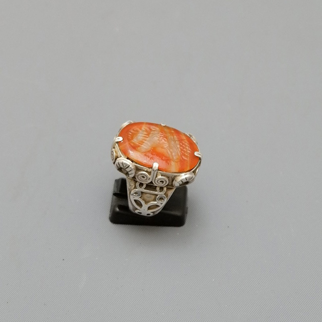 PERSIAN RING INTAGLIO