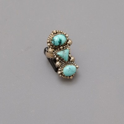 BAGUE TURQUOISES