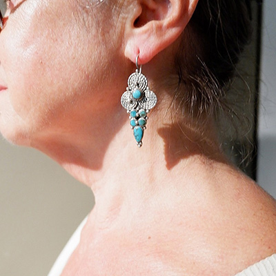 PERSIAN EARRINGS
