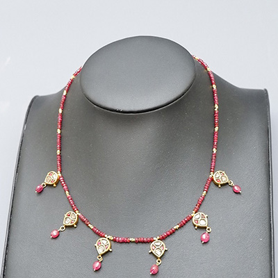 MOGHUL NECKLACE