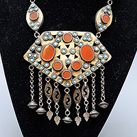 Tekke pendant necklace