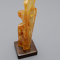 AMBER SCUPTURE