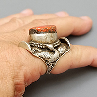 SADDLE RING TIBET